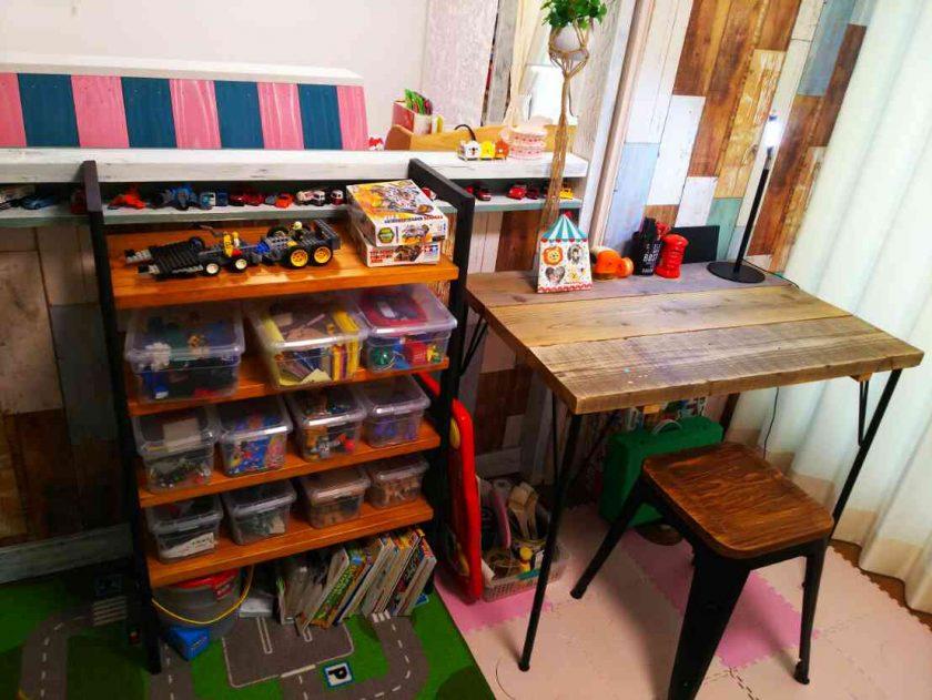 「総集編」子供部屋大改造DIY、完成です!〈坂本家〉