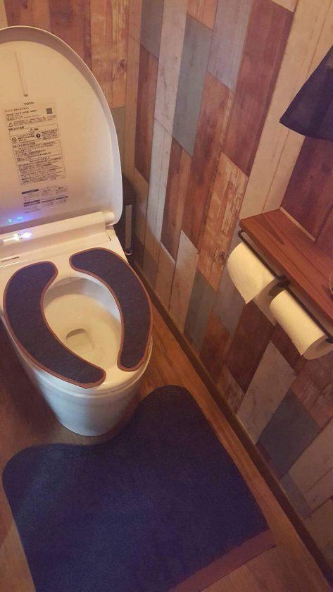 #11.マスキングテープで、トイレの壁面を簡単リメイク!〈スタッフ田内〉
